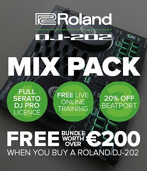 Promoción Roland DJ-202