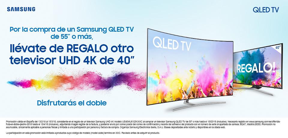 Promoción Samsung Febrero 2018