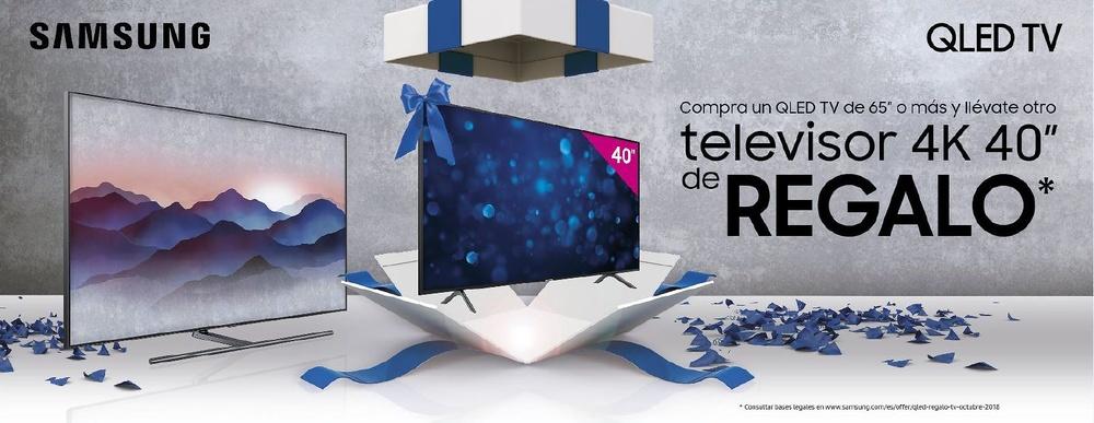 Promoción Samsung Noviembre 2018