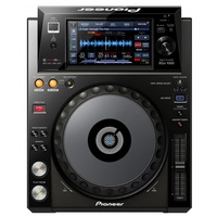 Compact disc DJ