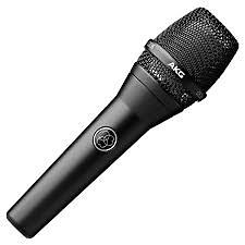 Micrófono AKG C-636