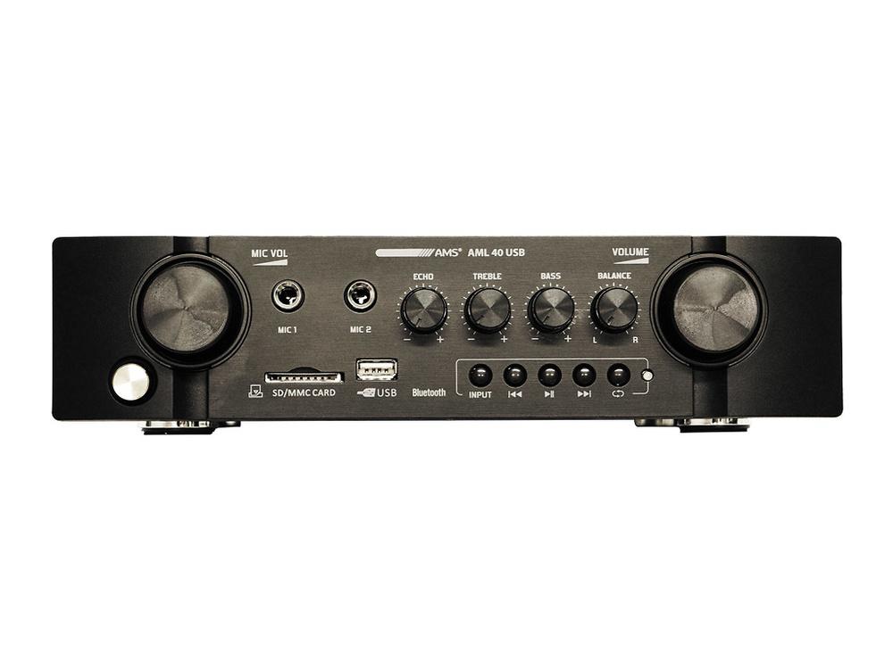 Amplificador AML 40 usb
