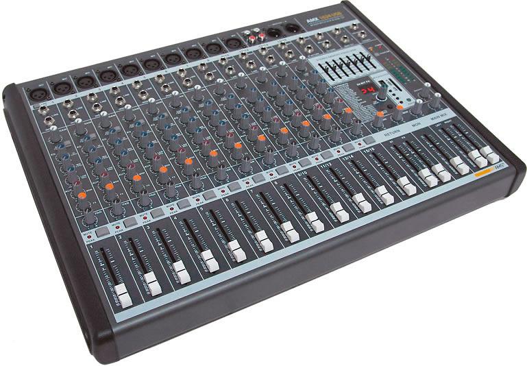 Mezclador AMX 1624 USB