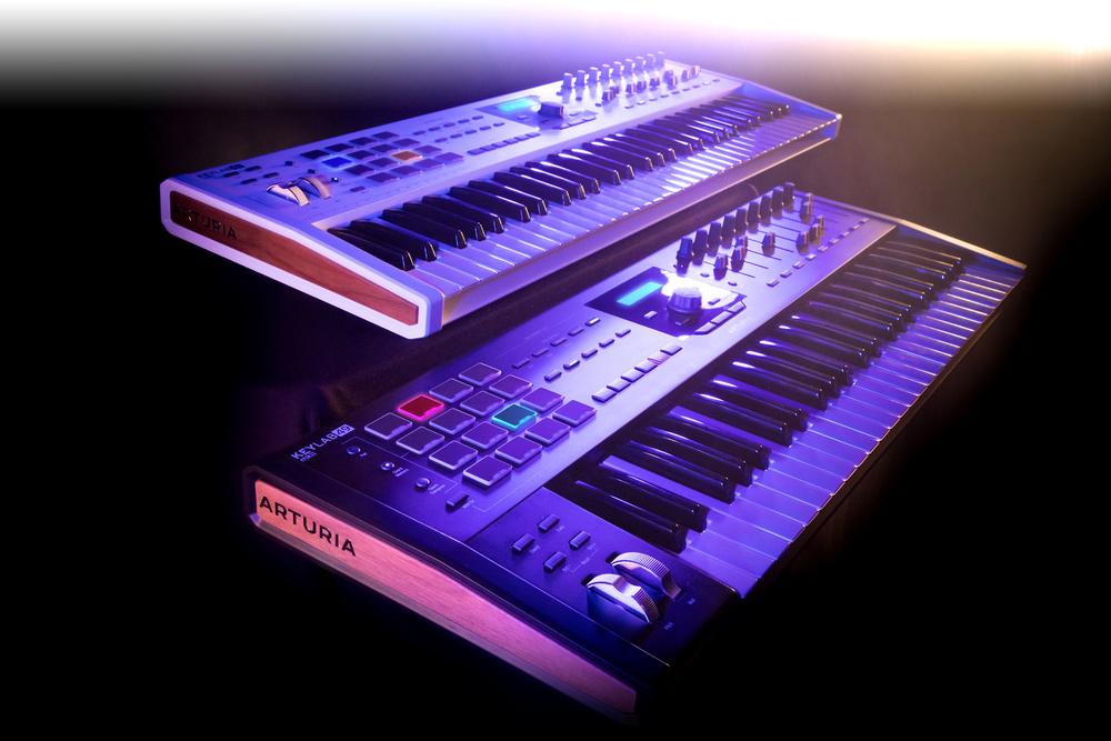 Teclado Keylab 49 MKII