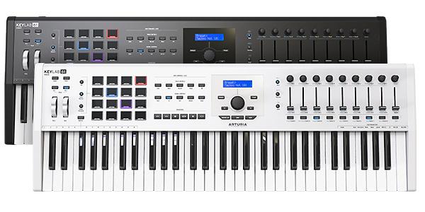 Teclado Keylab 61 MKII