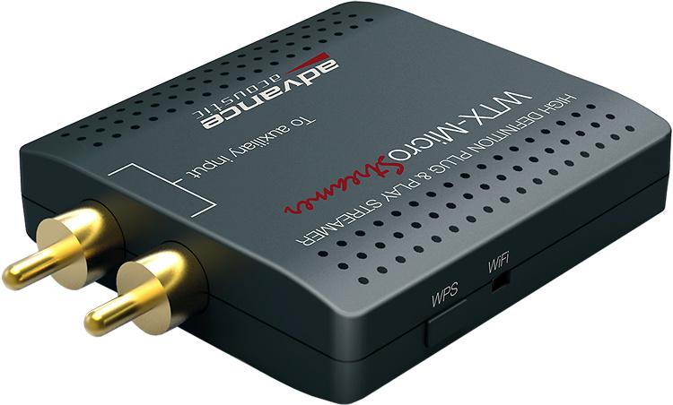 Advance Paris WTX Microstreamer