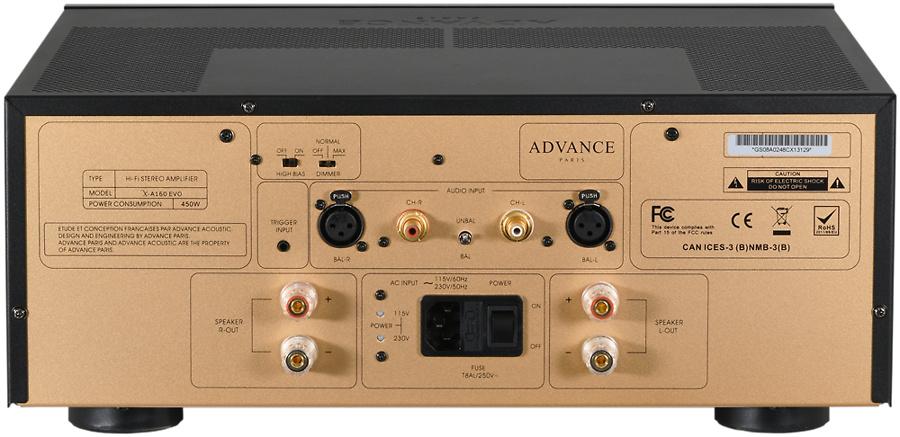 Advance Paris XA160