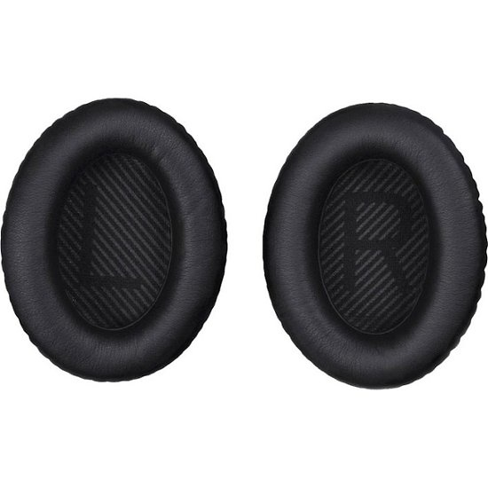 QC35 negro almohadillas