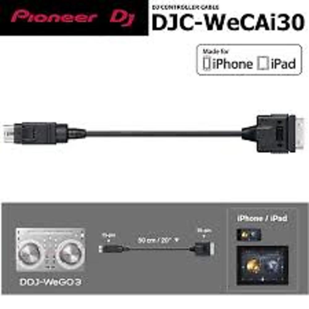 CABLE PIONEER DJ DJC WECAI30
