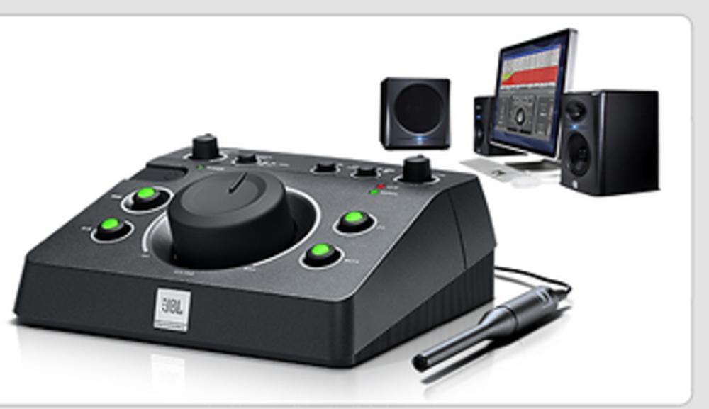 CONTROLADOR MONITORES JBL MSC1