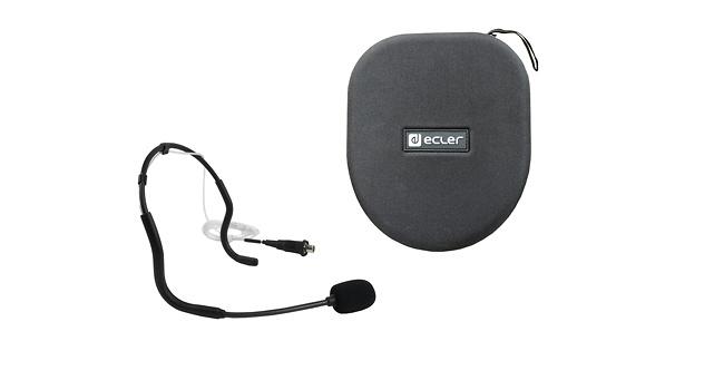eMICFIT2 Micrófono de Diadema para Fitness
