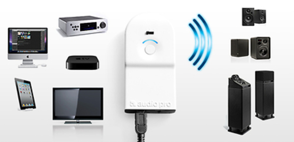 EMISOR USB AUDIO PRO TXD200