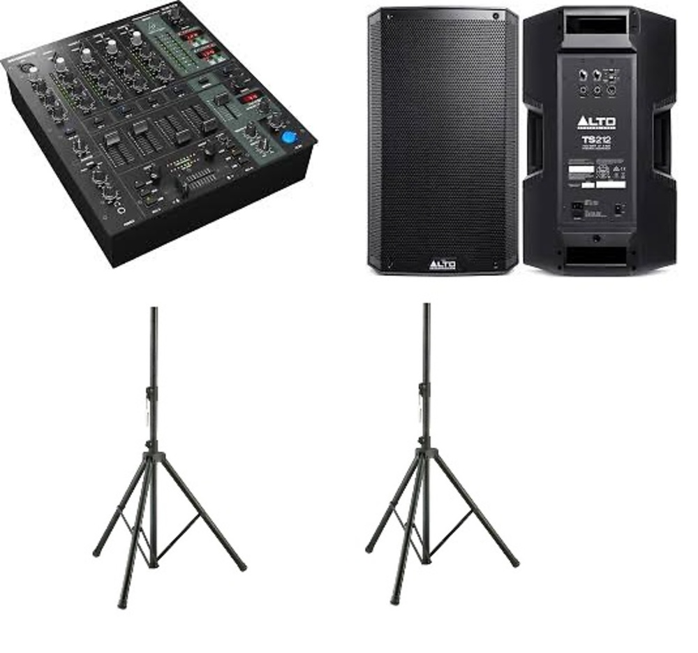 Equipo de sonido para carpas casales asociaciones - Muebles para equipo de sonido ...