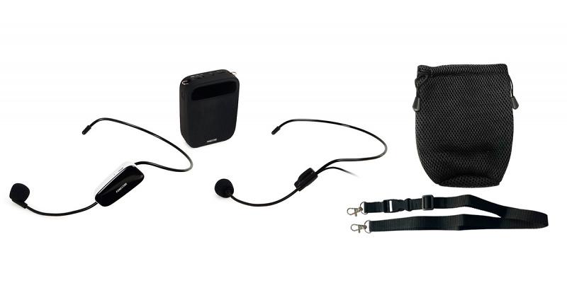 Amplificador portátil Alta-Voz-W
