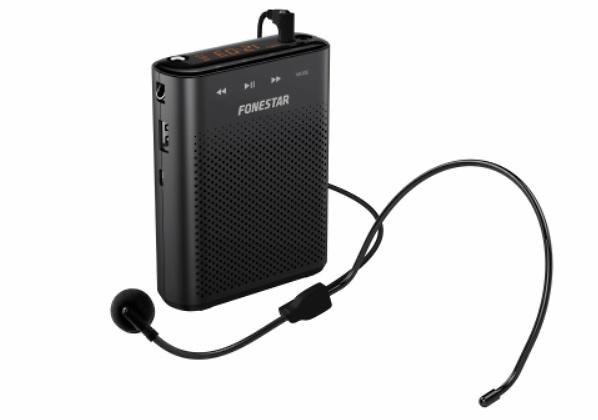 Amplificador portátil Alta-voz