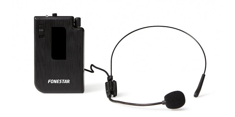Micrófono inalámbrico MSHT-19