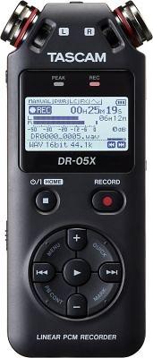 GRABADORA TASCAM DR05 V2