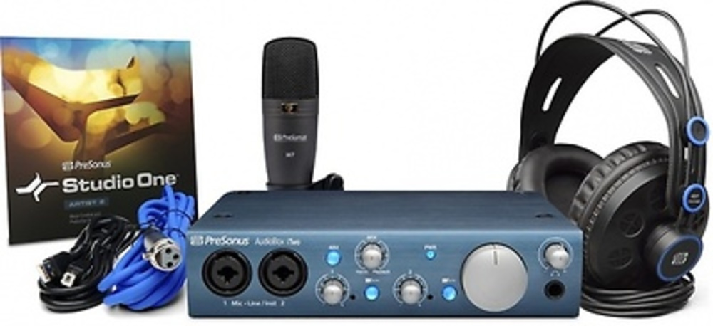 INTERFACE AUDIO PRESONUS ITWO STUDIO BUNDLE