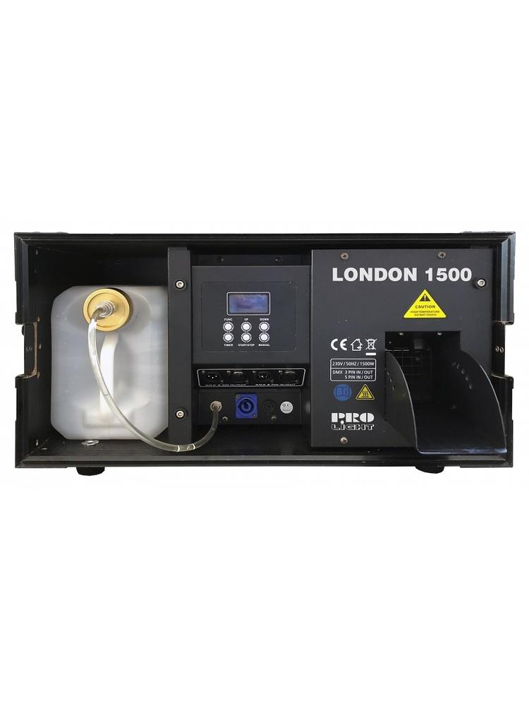 Máquina de humo London 1500 Pro
