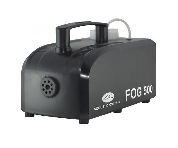 MAQUINA DE HUMO AC FOG 500 EFFECT
