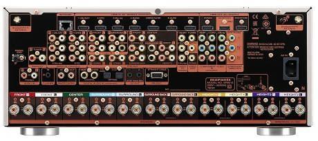 Receptor AV SR8012