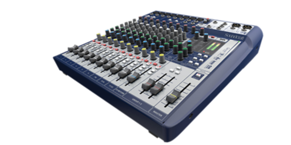 MEACLADOR SOUNDCRAFT SIGNATURE 12
