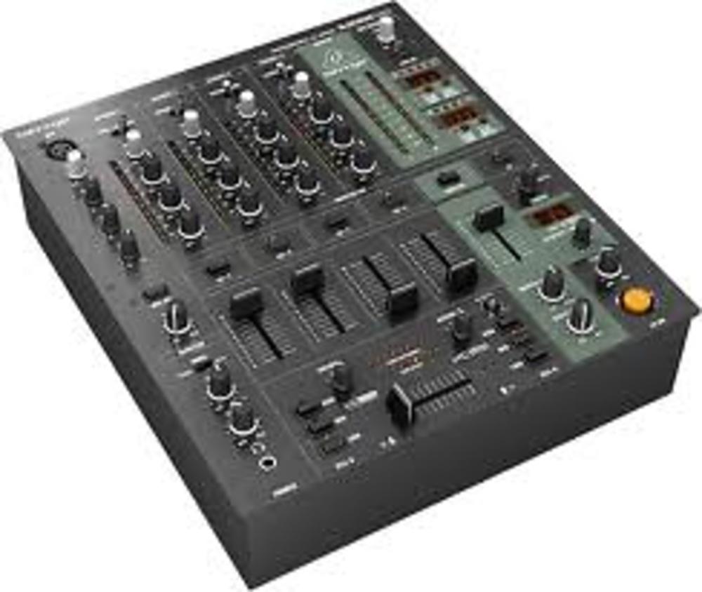 MEZCLADOR BEHRINGER DJX900 USB