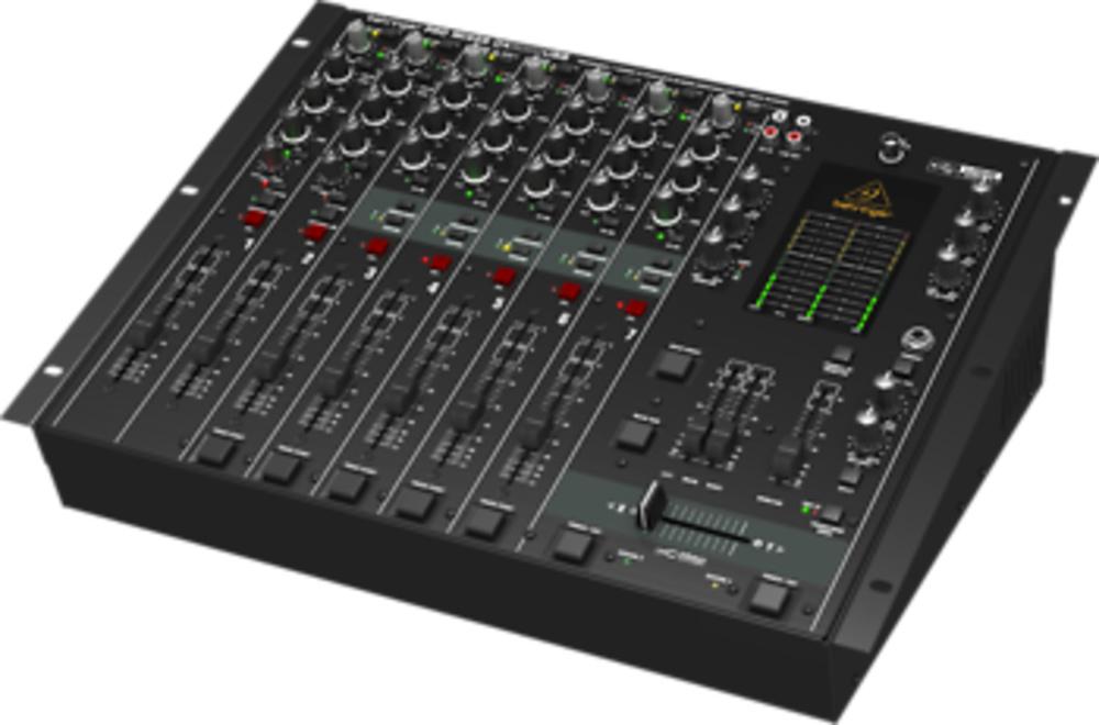 MEZCLADOR BEHRINGER DX2000 USB