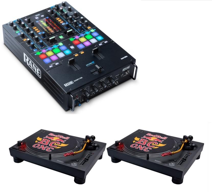 MEZCLADOR DJ RANE SIXTY TWO