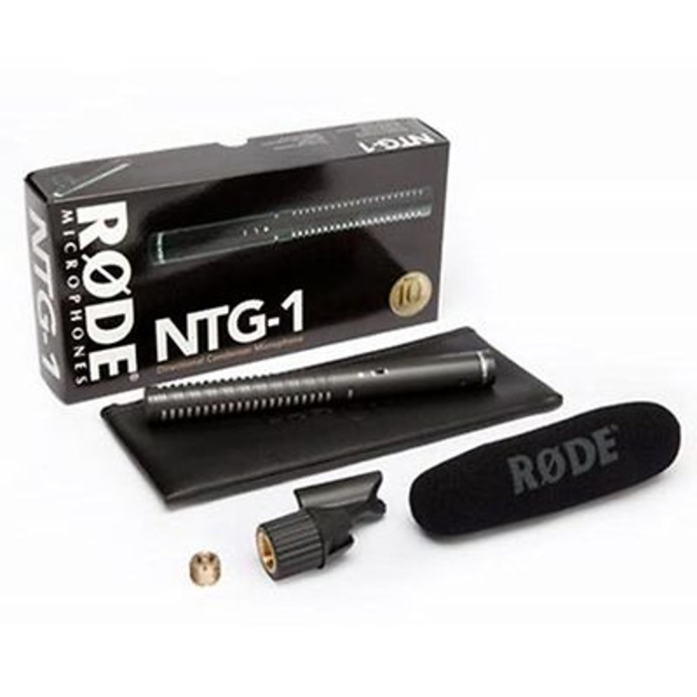 MICROFONO RODE NTG1