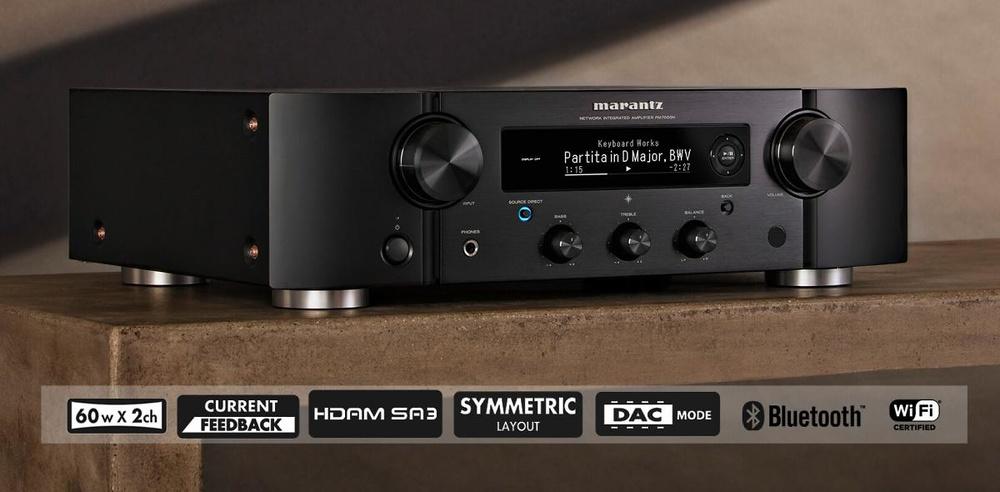 Amplificador integrado PN7000N