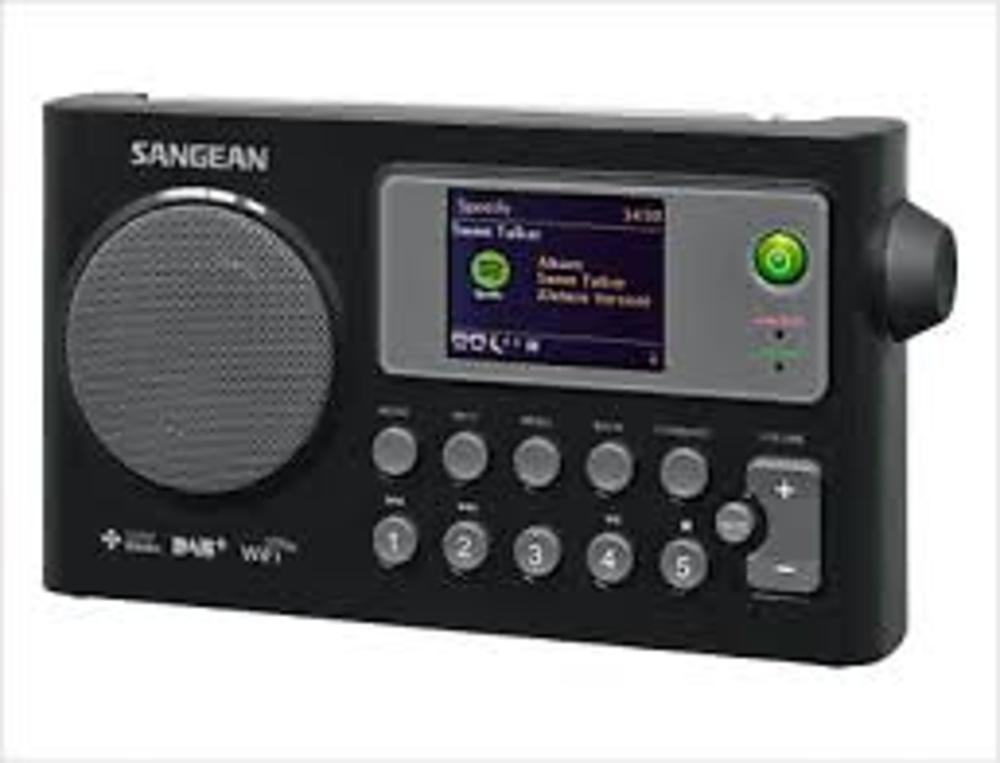 RADIO WIFI SANGEAN WFR27C