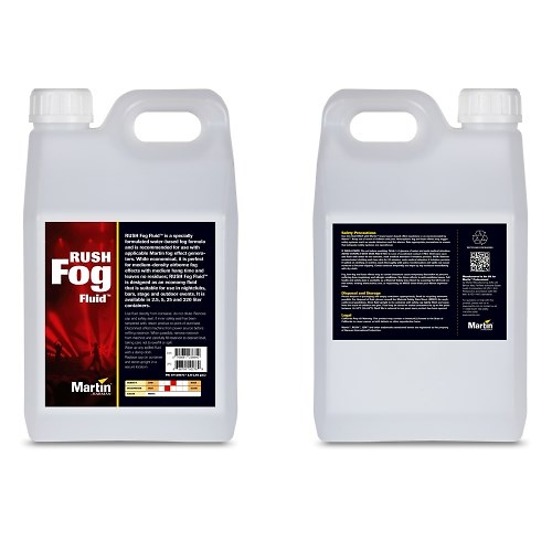 Rush fog fluid