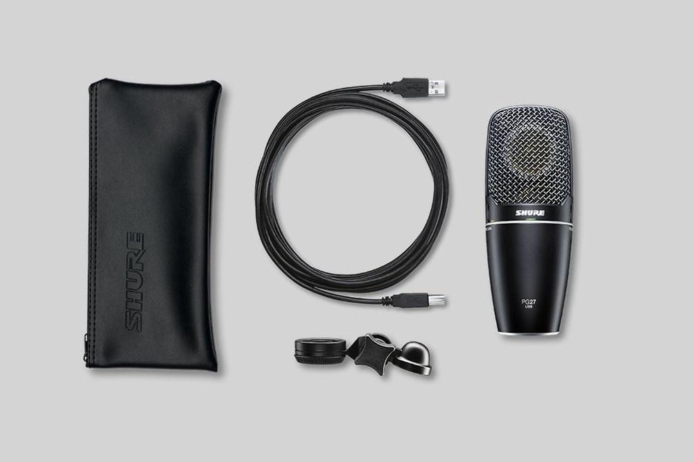 Micrófono PG27 USB