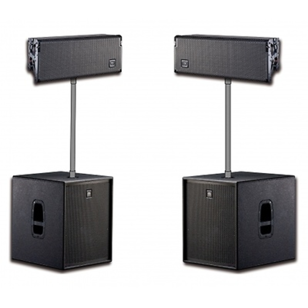 SISTEMA DAS BASIC LINE ARRAY 208A