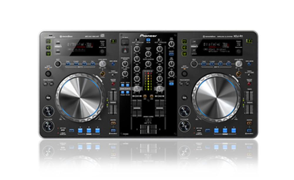 SISTEMA DJ INALÁMBRICO PIONEER XDJR1