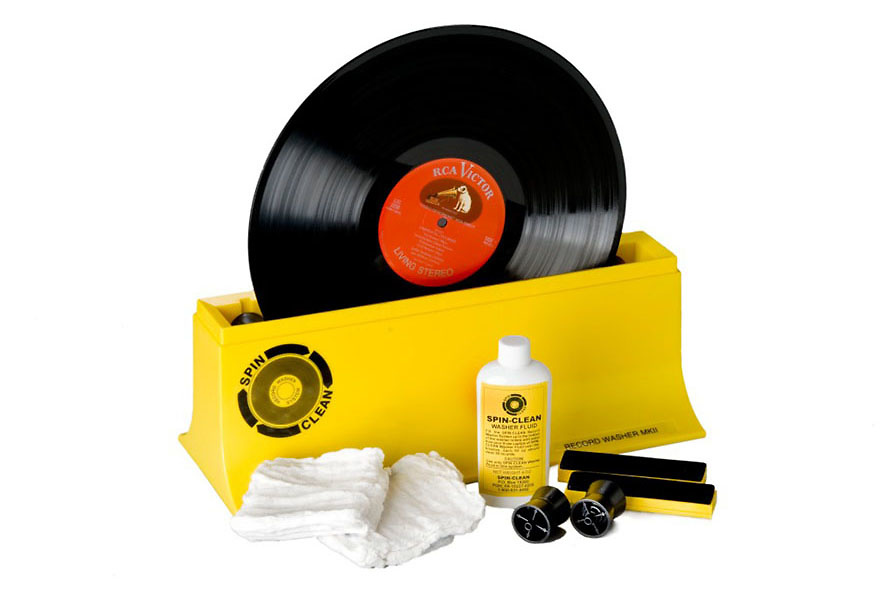 Spin Clean Record Washer
