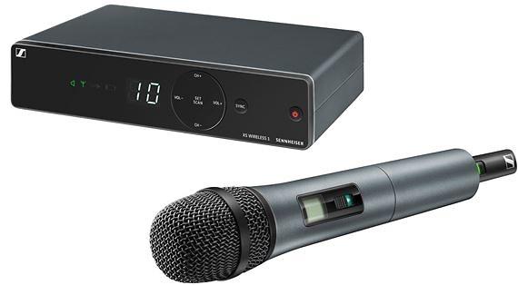 Micrófono XSW-1 825