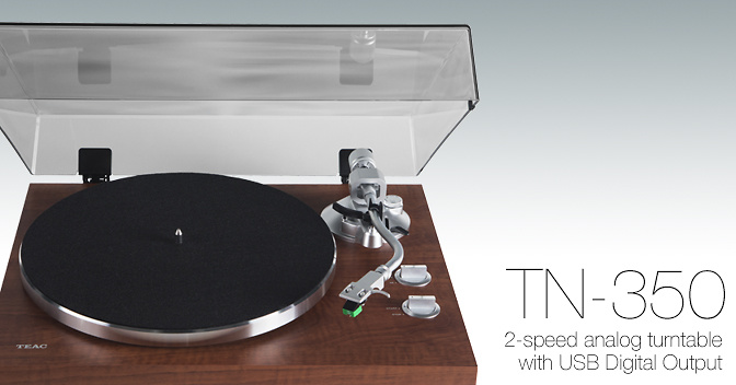 Giradiscos TN-350