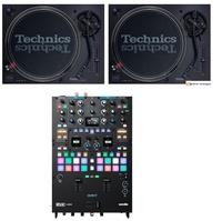2 Technics SL1210 mk7 + MP2015