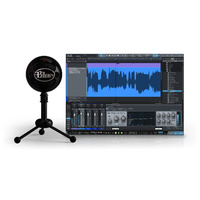 BLUE SNOWBALL STUDIO BUNDLE