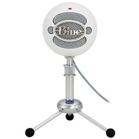 BLUE SNOWBALL WHITE