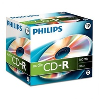 CD-R Audio Philips 80 Min