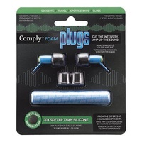 COMPLY FOAM PLUGS