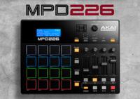 CONTROLADOR AKAI MPD226