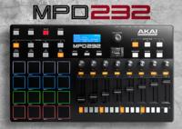 CONTROLADOR AKAI MPD232