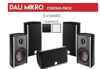 DALI MIKRO CINEMA PACK negro