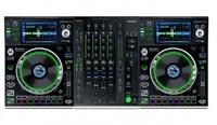 DENON DJ 2 SC5000 + X1800