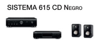 DENON PMA600 + DCD600+ POLK S15E