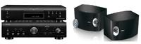 DENON PMA800 + DCD800 + B301